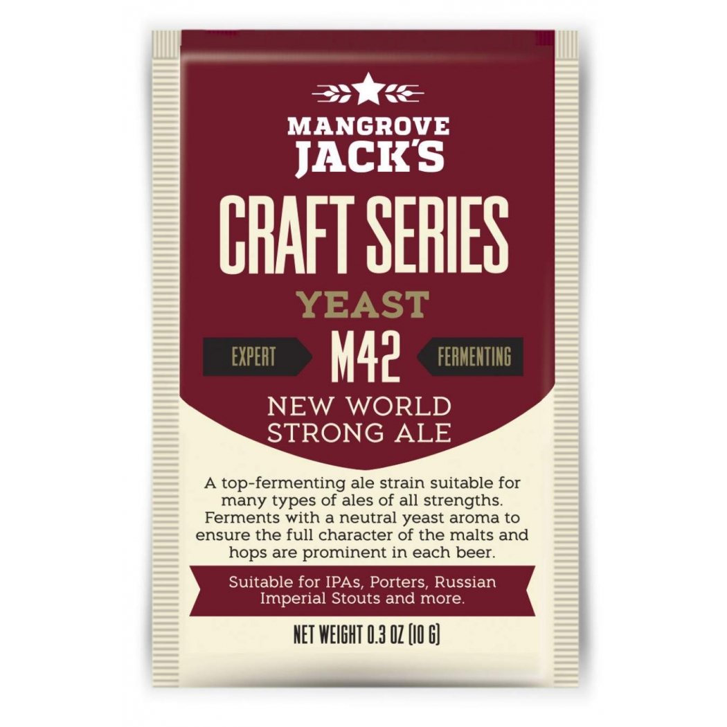 M42 New World Strong Ale 10 g