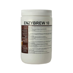 Valymo priemonė Enzybrew 10, 750 g