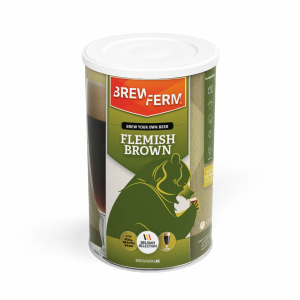 "BREWFERM ""FLEMISH BROWN"""