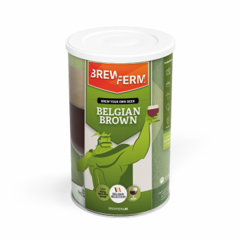 "BREWFERM ""BELGIAN BROWN"""