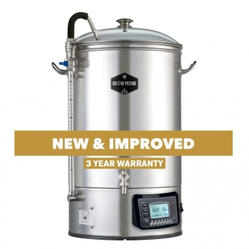 """Brew Monk™ All-in-one"" alaus virimo sistema"